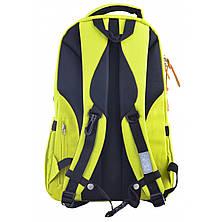 Рюкзак молодежный OX 405, 47*31*12.5, желтый, фото 3