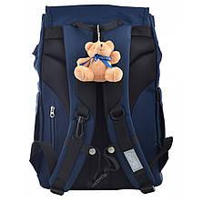 Рюкзак молодежный OX 414, 43.5*31*16, синий, фото 3