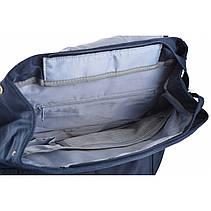 Рюкзак молодежный OX 414, 43.5*31*16, синий, фото 2