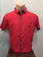 Летняя мужская рубашка стрейч S,M,XL,2XL