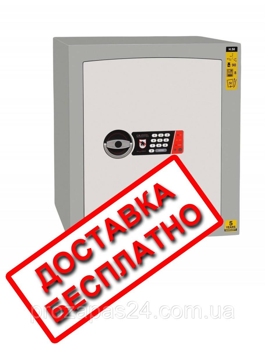 Взломостойкий сейф НG.50.Е