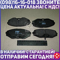 ⭐⭐⭐⭐⭐ Колодки тормозные ИНФИНИТИ Q45 передние (производство  TRW) НИССАН,ДЖ30,МAКСИМA, GDB3273