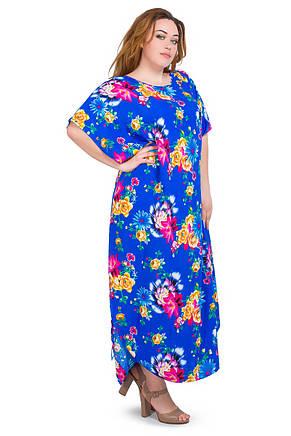 Женское летнее платье 1281-3, фото 2