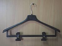 Плечики для верхней одежды с прищепками (Деджіг;Деджиг)