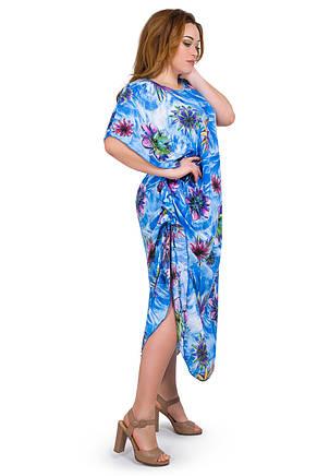 Женское летнее платье 1281-4, фото 2