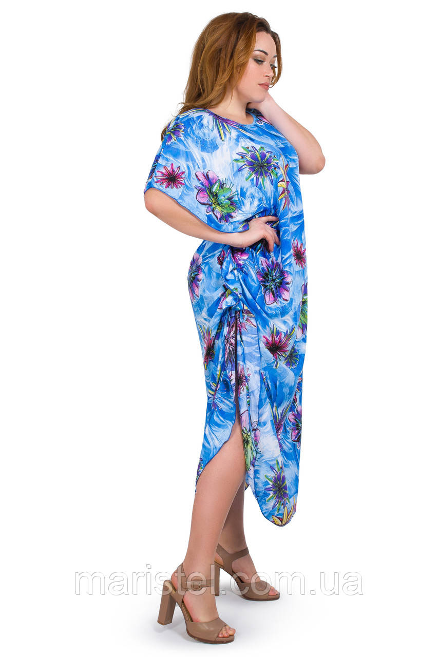 Женское летнее платье 1281-4