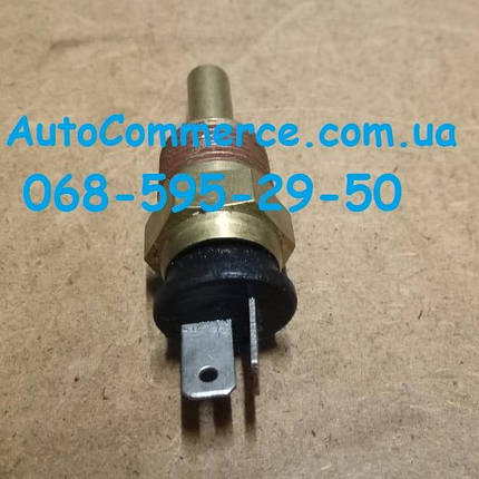 Датчик температуры охлаждающей жидкости FAW 1041 (2 контакта) ФАВ, фото 2