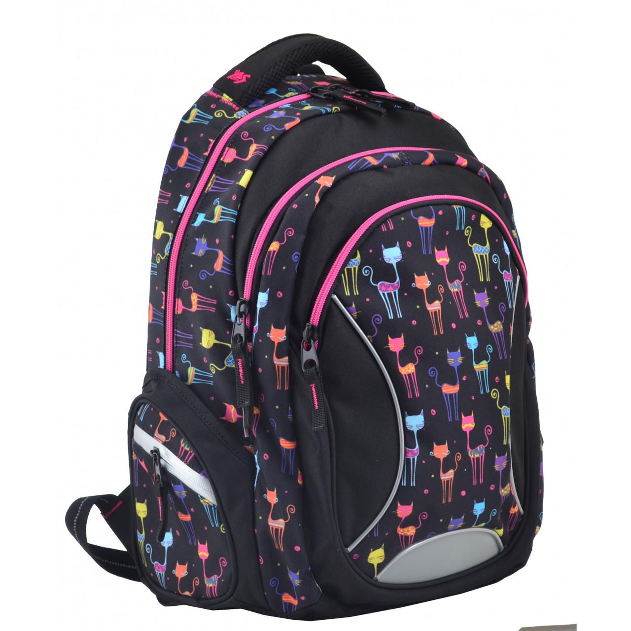 Рюкзак молодежный Т-46 Gibby, 44*30*14