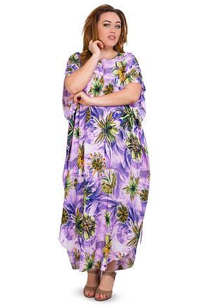 Женское летнее платье 1281-6, фото 2