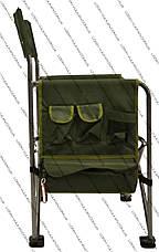 Кресло рыбака складное с кармашками  EOS YD06Y09, фото 3