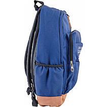 Рюкзак подростковый CA 083, синий, 29*47*17, фото 3