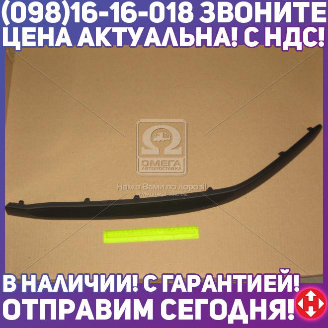 ⭐⭐⭐⭐⭐ Молдинг бампера переднего левый ШКОДА OCTAVIA 05-09 (производство  TEMPEST)  045 0517 921