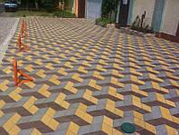 Укладка тротуарной плитки 3D, фото 1