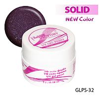 Цветная гель-краска с блестками для рисования на ногтях Lady Victory LDV GLPS-32/9-0