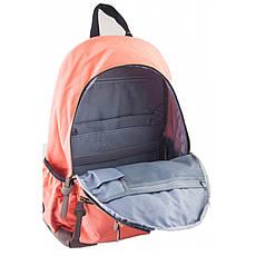 Рюкзак подростковый OX 236, персиковый, 30*47*16, фото 3