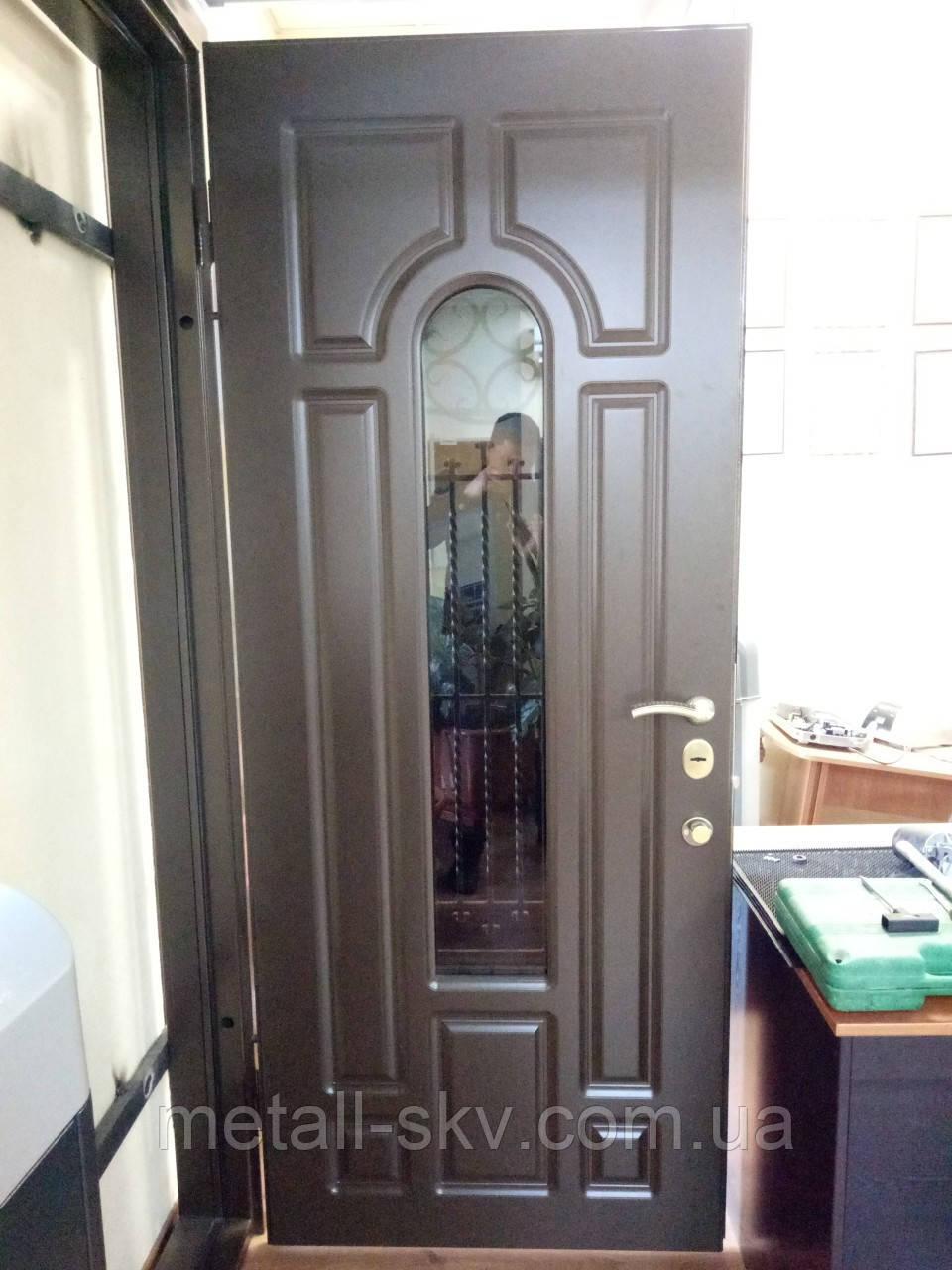 Дверь металлическая входная  Артель-1