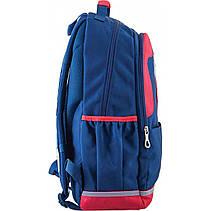 Рюкзак подростковый OX 335, синий, 30*48*14.5, фото 3