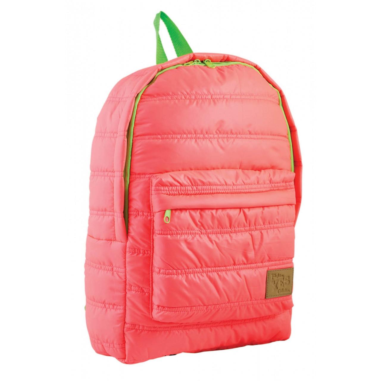 Рюкзак подростковый ST-14 оранжевый, 39*27.5*9