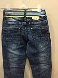 Модные джинсы для мальчика 104,110,128 см, фото 5