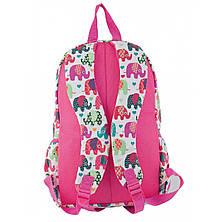 Рюкзак подростковый ST-15 Elephant, 40*26.5*13, фото 3