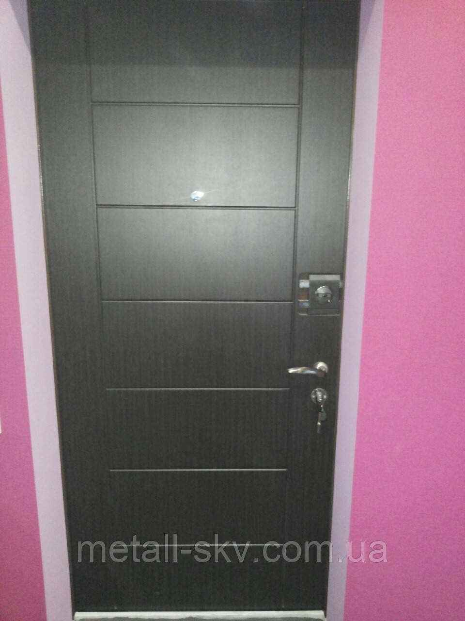 Металлическая дверь Артель-2