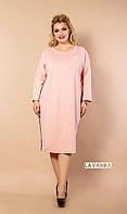 Плаття великого розміру,сукні батал, фото 1
