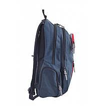 Рюкзак подростковый T - 35 Rick, 49*33*14, фото 3