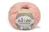 Alize Lanacoton, Светло-розовый №393