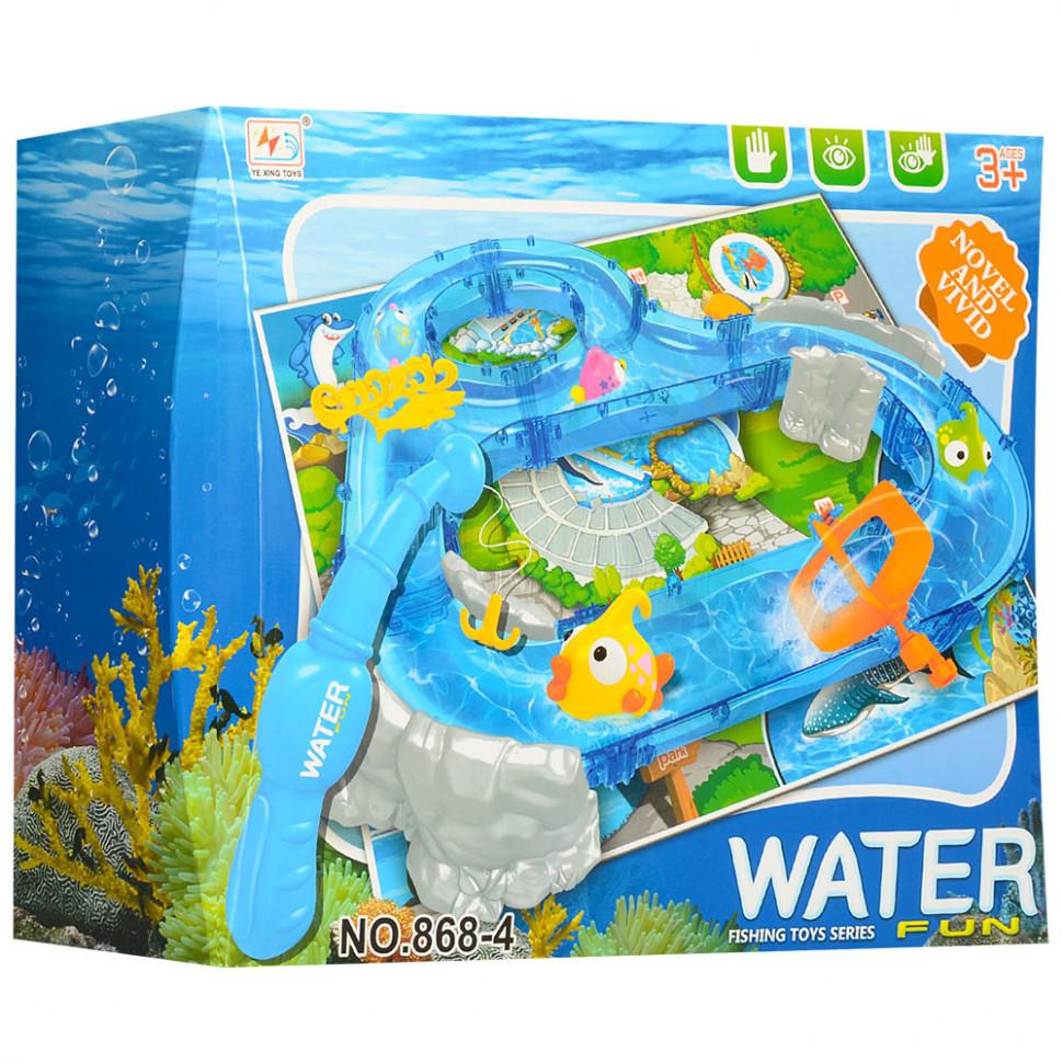 Детская игра рыбалка 868-4-5