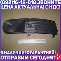 ⭐⭐⭐⭐⭐ Решетка бампера  передняя  правая  -отв. VW T5. 03- (пр-во TEMPEST)