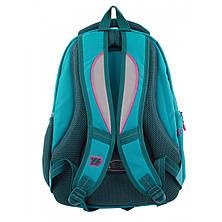 Рюкзак подростковый Т-22 Mint hearts, 43*30*15, фото 3