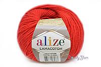 Alize Lanacoton, Красный №56