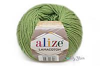 Alize Lanacoton, Зеленый №485