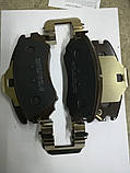 Колодки тормозные киа Соул 1, KIA Soul 2008-13 AM, s581012ka10, фото 2