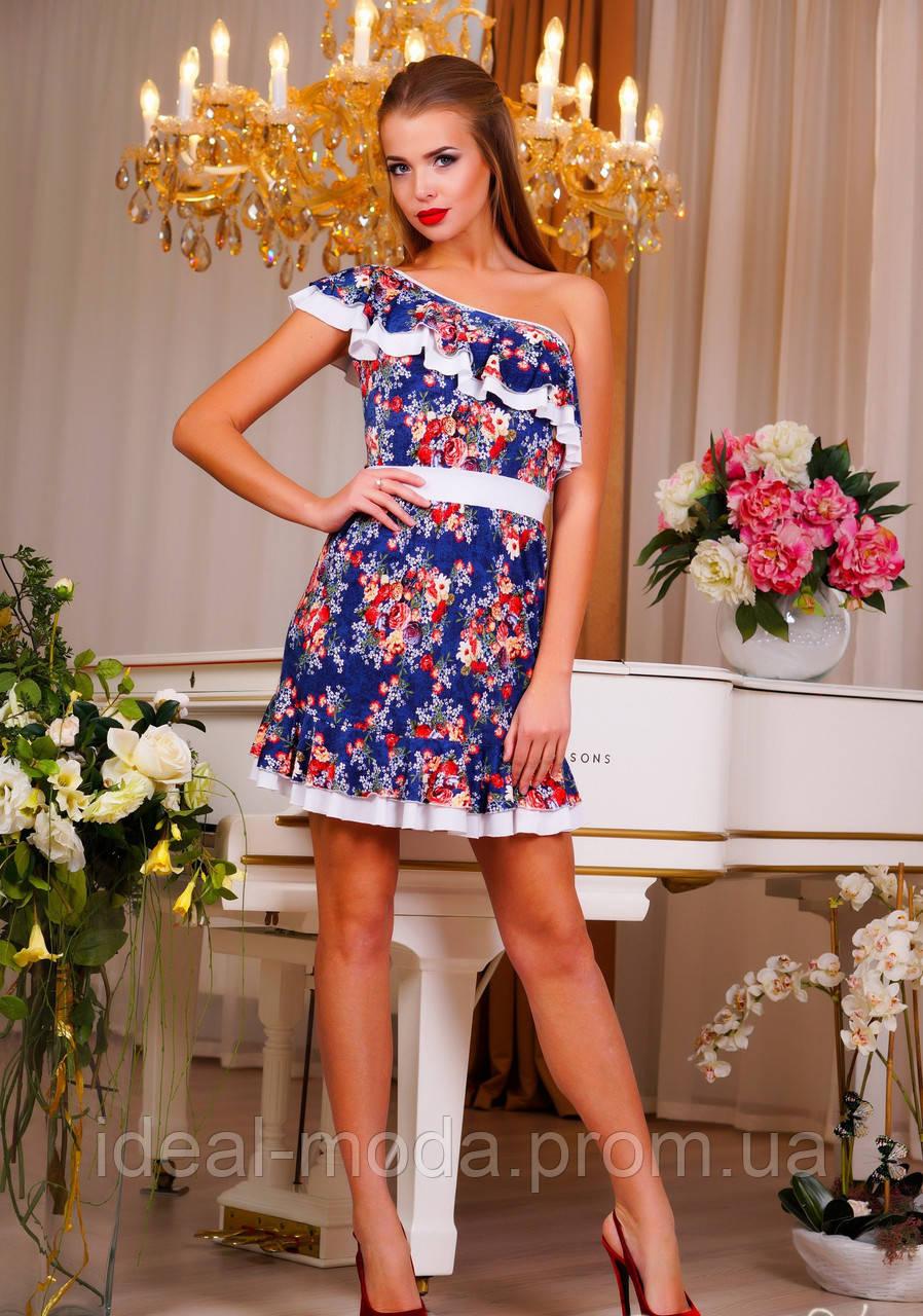 4ae0bfe3f40de4a Купить яркое платье Белла, цена 538 грн., купить в Хмельницком ...