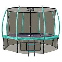 Батут Ultimar  370 cм 12ft Премиум+(кольцо, лестница, брезент от дождя)