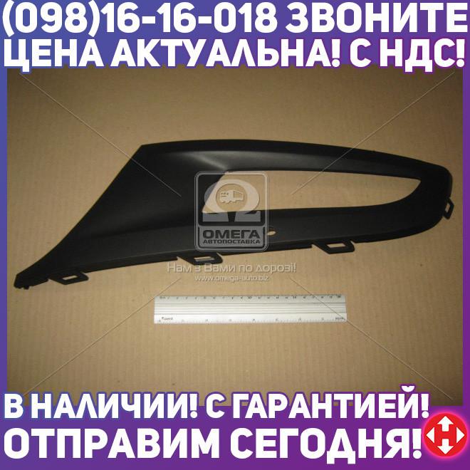 ⭐⭐⭐⭐⭐ Решетка бампера левая ФОЛЬКСВАГЕН POLO 09- (производство  TEMPEST)  051 0740 911