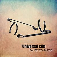 Универсальная клипса для фонарей Convoy S2, S2+, M1, C8, фото 1