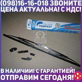 ⭐⭐⭐⭐⭐ Щетка стеклоочистителя 460мм. (с адаптерами) <Tempest>  TPS-18
