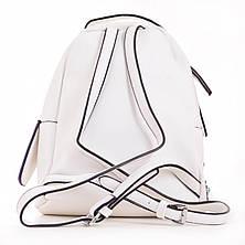 Сумка - рюкзак, белый, фото 3
