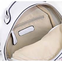 Сумка - рюкзак, белый, фото 2