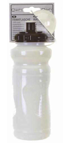 Фляга пластиковая Mighty 0,7л, белая (A-PZ-0007)