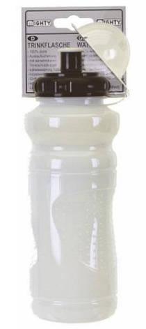 Фляга пластиковая Mighty 0,7л, белая (A-PZ-0007), фото 2