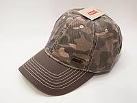 Кепка (бейсболка) Levi's® Camo Baseball Cap
