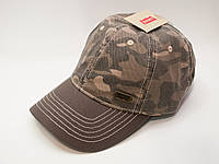 Кепка (бейсболка) Levi's® Camo Baseball Cap, фото 1