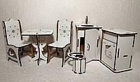 Игровой Набор: кухня для кукол Барби, Братц, Монстер Хай