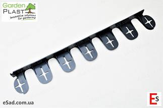 Пластиковый бордюр PalisGarden, 0,6м, фото 2