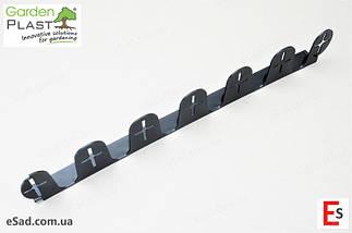 Пластиковый бордюр PalisGarden, 0,6м, фото 3