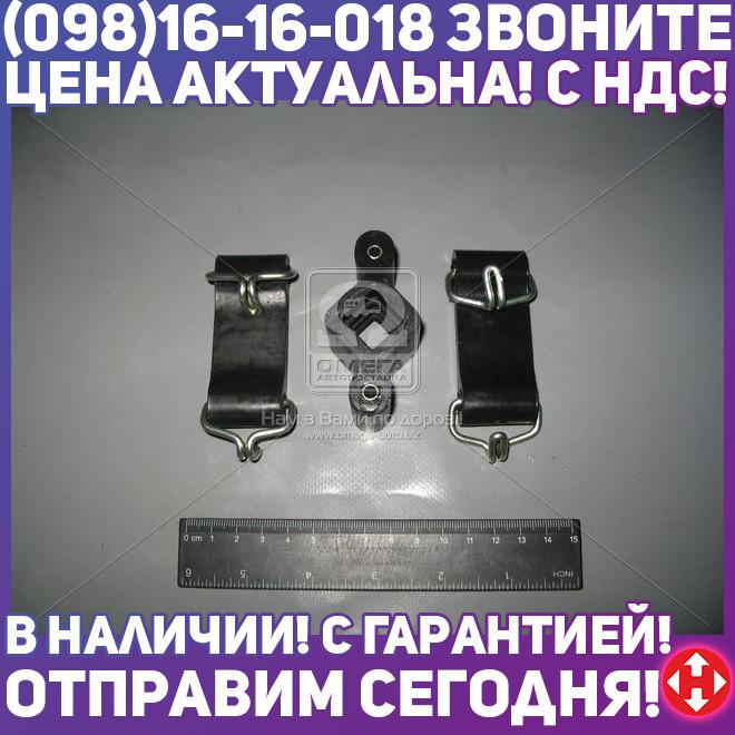 ⭐⭐⭐⭐⭐ Ремкомплект подвески глушителя ВАЗ 2101, 2102, 2103, 2104, 2105, 2106, 2107 №20Р (производство  БРТ)  Ремкомплект 20Р