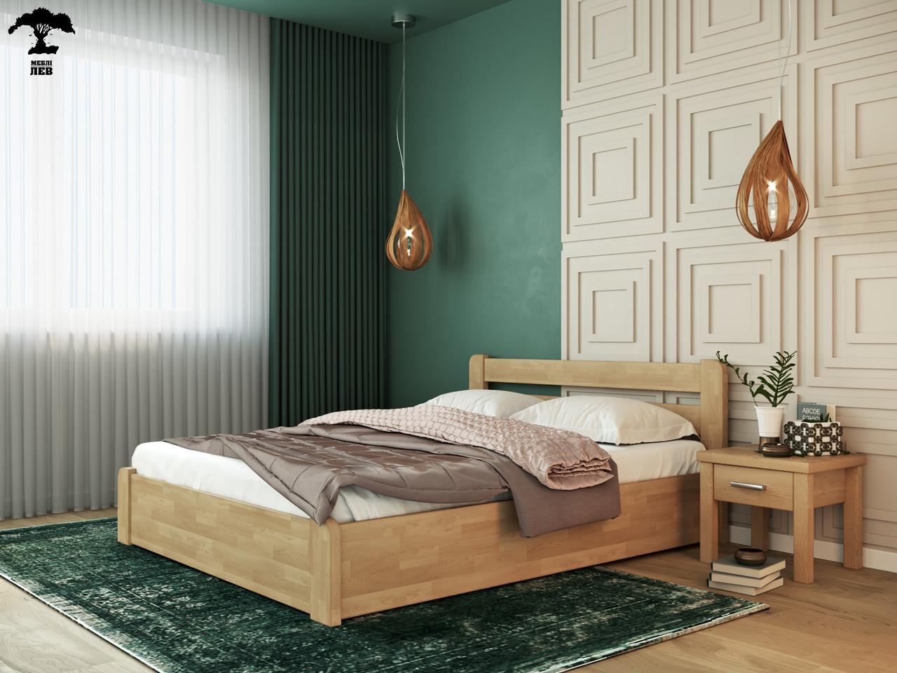 Кровать Лира с механизмом 80х190 см. Лев Мебель